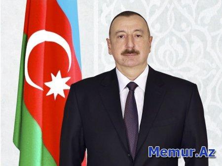 Prezident İlham Əliyev türkmənistanlı həmkarını təbrik edib