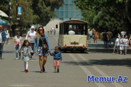 Bakı dünyanın ən təhlükəsiz şəhərlərinin - REYTİNQİNDƏ
