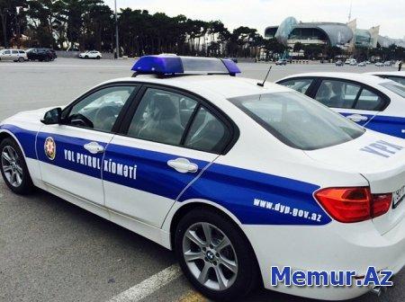 Etibar İbrahimov: Yol Polisinin uğurlu fəaliyyəti