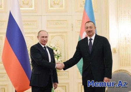 Peskov Putin və İlham Əliyevin görüşünü şərh etdi