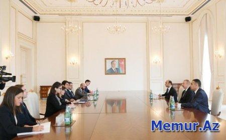İlham Əliyev İtaliya Senatı sədri ilə danışıqlarda - YENİLƏNİB + FOTO