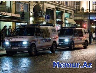 Norveçdə polis bölməsində partlayıcı qurğu aşkarlanıb