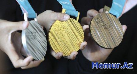 Bu il medal qazanan Naxçıvan idmançılarının sayı açıqlanıb