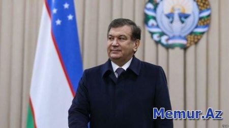 Özbəkistan prezidenti Bakıya gəlir