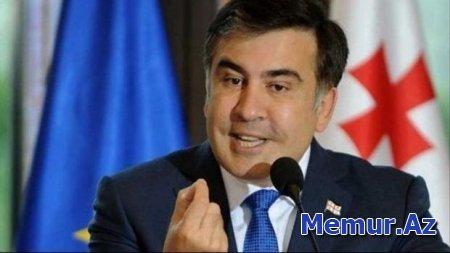 Saakaşvili əsl gürcü olduğunu sübut etdi