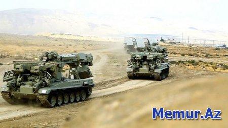 Ordumuzda bir ayda dörd təlim - İntensivləşmənin səbəbi nədir?