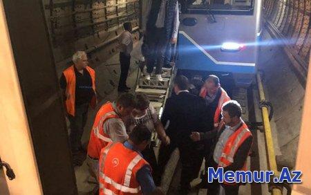 Moskva metrosunda qatarlar 3 saat tuneldə qaldı