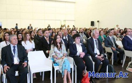 Bakıda I Azərbaycan Beynəlxalq Hematologiya Mütəxəssisləri Konqresi keçirilir