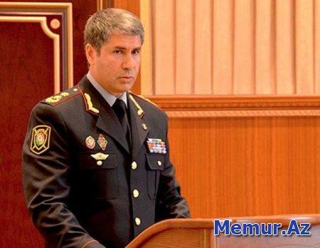 Vilayət Eyvazov Daxili İşlər naziri təyin edildi
