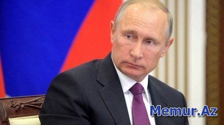 Putindən ABŞ-la bağlı iddialı bəyanat
