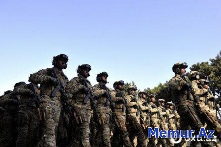 Azərbaycan Silahlı Qüvvələri - 101 İL