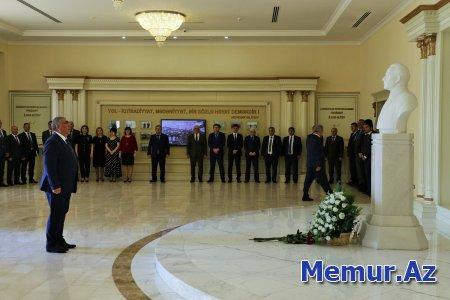 Heydər Əliyev yol infrastrukturunun inkişafına qayğı ilə yanaşırdı