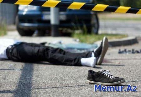 Şamaxıda yolu keçən 13 yaşlı oğlanı maşın vurdu