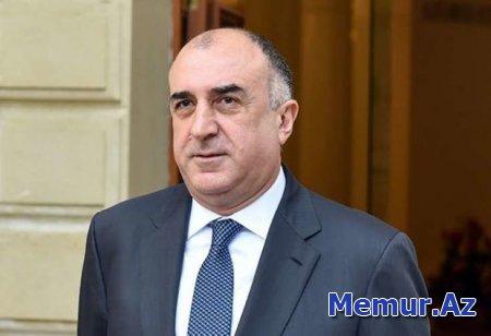 Elmar Məmmədyarov Avropa səfərinə çıxıb
