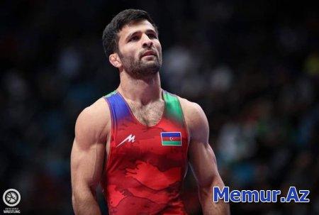 Güləş millimizin dünya çempionatında ikinci medalı gümüş oldu - YENİLƏNİB