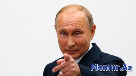 """Putin """"Twitter""""də Trampı oxumadığını deyir"""