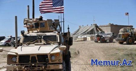 ABŞ ordusunu Suriyadan çıxarır