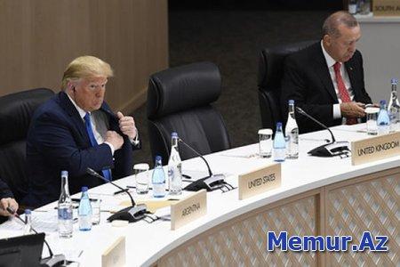 Trampdan Ərdağona sanksiyalarla bağlı TƏKLİF: ABŞ qazanmalıdır