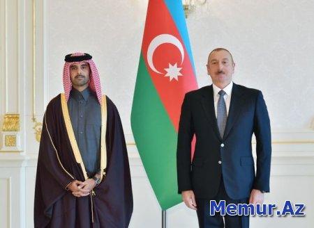 İlham Əliyev yeni səfirləri qəbul edib - YENİLƏNİB