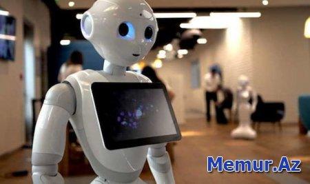 Bakutel-2019: tanınmış robotlar beynəlxalq sərginin iştirakçısı olacaq