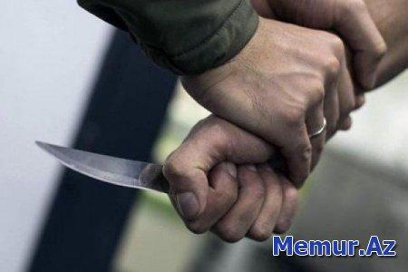 Mehdiabadda toy məclisində iranlı bıçaqlandı