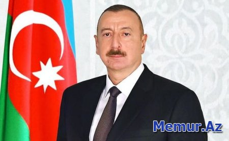 İlham Əliyev Vladimir Zelenskiyə başsağlığı verdi
