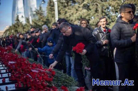 """Məşhur Məmmədov: """"20 Yanvar"""" faciəsi xalqımızın qan yaddaşıdır"""