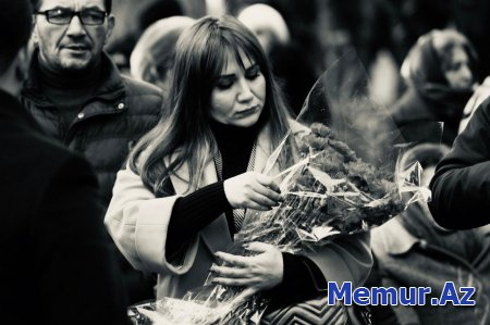 Vəsilə Abulova : 20 Yanvar- xalqımızın mübarizə tarixinin şanlı səhifəsidir