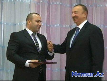 Allaha inam, Vətənə sevgi, Xalqa xidmət, Ölkə Prezidentinə sədaqət!