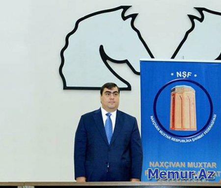 Vasif Talıbovun oğlu yenidən deputat seçildi