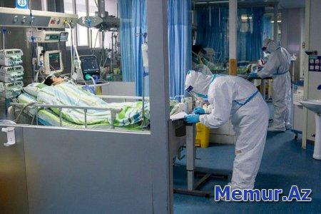 Çin koronavirusla bağlı yeni rəqəmlər açıqladı