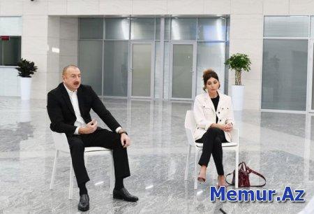 İlham Əliyev koronavirusa görə karantin üçün hotellərini ayıran iş adamlarına təşəkkür etdi