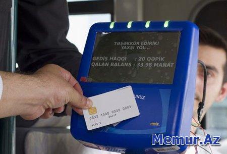 Avtobusların kart sisteminə keçirilməsi sürətləndiriləcək? - AÇIQLAMA
