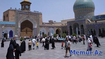 İranda ziyarətgahlar açılır