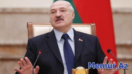 """Lukaşenko xəbərdarlıq etdi: """"Koronavirusun ikinci dalğasına hazırlaşın"""""""