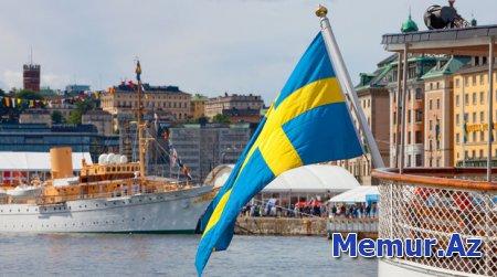 Karantindən imtina edən İsveç iqtisadi böhranla üzləşdi