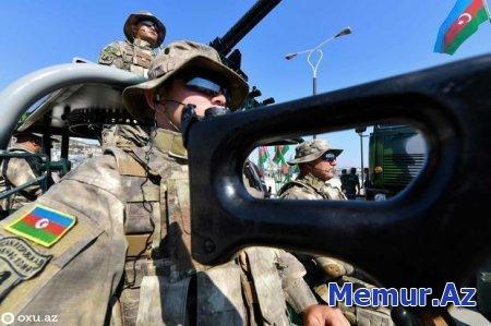 Çağırışçıların müddətli həqiqi hərbi xidmətə yola salınmasına başlanıldı