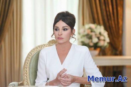 Mehriban Əliyevanın göstərişi ilə şəhid ailəsi üçün ev tikildi