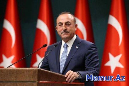 Mövlud Çavuşoğludan Azərbaycan gənclərinə dəstək mesajı