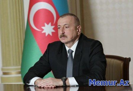 İlham Əliyev Aleksandr Vuçiçlə Ermənistanın Serbiya istehsalı sursatlardan istifadə etməsindən danışdı