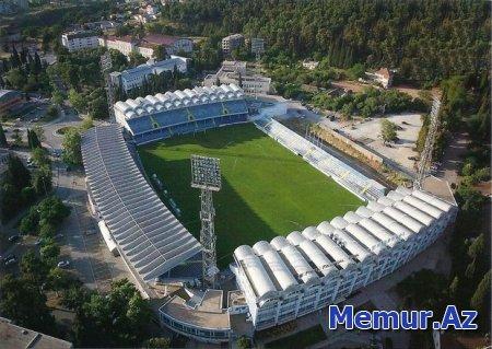 Futbol millimizin Monteneqro ilə oyununun keçiriləcəyi stadion müəyyənləşdi