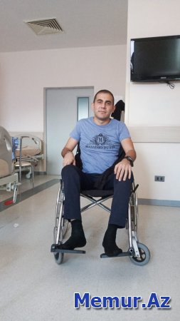 TƏCİLİ: Ehtiyatda olan polkovnik ELMAR HÜSEYNOV Qarabağ Qazisi üçün xalqımıza müraciət etdi