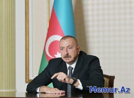 İlham Əliyev Ermənistanın məhv edilən hərbi texnikasının siyahısını açıqladı