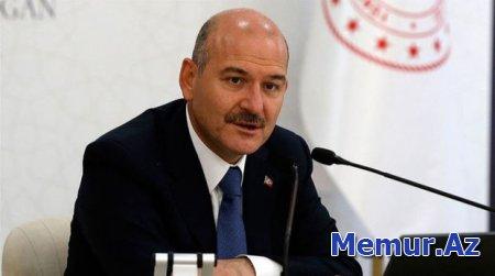 """Süleyman Soylu: """"ABŞ səfirliyi prosedur, ədəb-ərkandan məhrum hərəkət nümayiş etdirdi"""""""