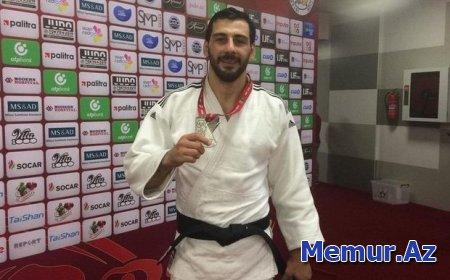 Avropa çempionatı başa çatdı: Cüdo millimiz son gündə üç medal qazandı