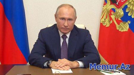 Putin Baydeni nəyə görə təbrik etmədiyini açıqladı
