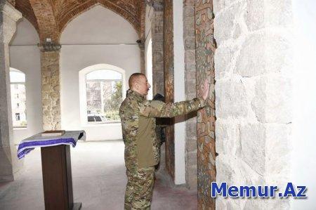 """İlham Əliyev: """"Ermənistan müsəlman ölkələri üçün dost ola bilməz"""""""