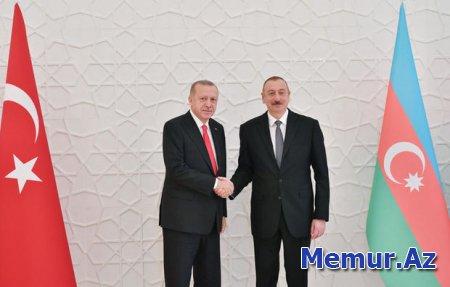 İlham Əliyev Ərdoğanla telefonla danışıb - YENİLƏNİB
