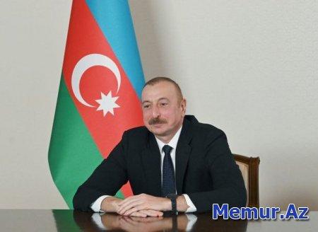 """İlham Əliyev: """"Bugünkü imzalama Xəzərin karbohidrogen resurslarının mənimsənilməsində yeni səhifə açır"""""""
