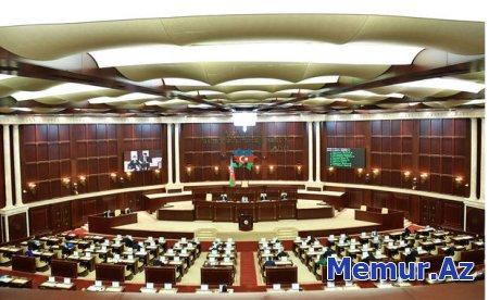 Parlament partiyalarına pul ayrıldı: Biri kənarda qaldı